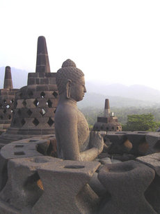 Borobudor in Indonesië - Wikipedia