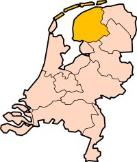 Friesland van Wikipedia