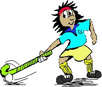 Hockey, een  ...een gym-webkwestie!!!