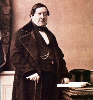 Gioacchino (Antonio) Rossini (1792-1868)