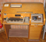 Telex (communicatie) - Wikipedia