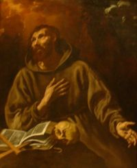 Franciscus van Assisi - Wikipedia
