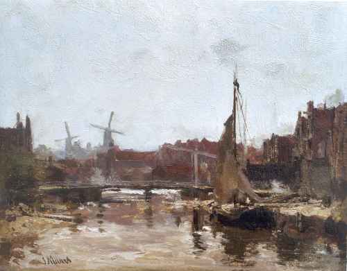 Het Hollands impressionisme van Jacob Maris