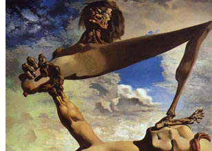 Surrealisme - Dali Salvator