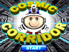 Cosmic Corridor - Nasa Kids club