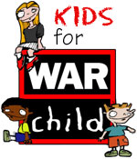 War Child kinderen