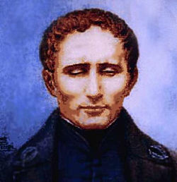 LOUIS BRAILLE  jaar 2009 - 4 jan. 1809